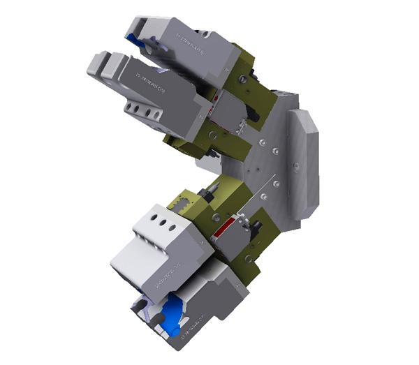Matrix Roboterhandling